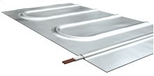 Warmup Foil Heater for under laminate, carpet, engineered wood, 240V, 840W, 3.5 amps, 1.6'W x 42.8'L, Covers 70 Sq Ft of heated area