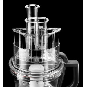 Kitchenaid3-in-1 Ultra Wide Mouth Feed Tube Pushers Other