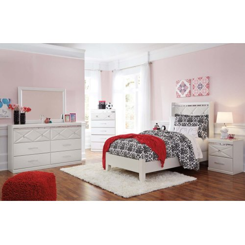 Dreamur - Champagne 2 Piece Bed Set (Twin)