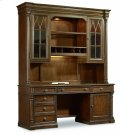 Home Office Leesburg Computer Credenza Hutch Product Image