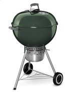 ORIGINAL KETTLE™ PREMIUM CHARCOAL GRILL - 22 INCH GREEN Product Image