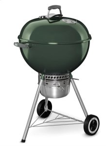 ORIGINAL KETTLE™ PREMIUM CHARCOAL GRILL - 22 INCH GREEN
