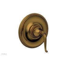 "Georgian & Barcelona 1/2"" Thermostatic Shower Trim TH141 - French Brass"