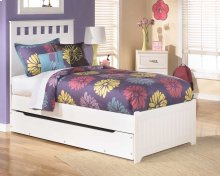 Lulu - White 5 Piece Bed Set (Twin)