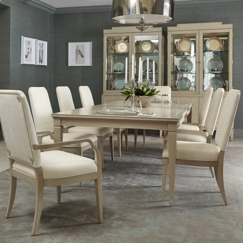 Savoy Place Buffet in Ivory with Champagne Accent (371)