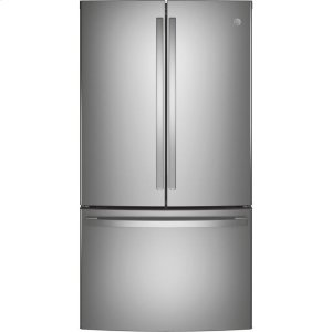 GE®ENERGY STAR® 28.7 Cu. Ft. Fingerprint Resistant French-Door Refrigerator