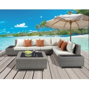 SALENA SEC.SOFA W/ COFFEE Product Image
