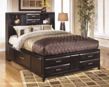 Ashley 4-Piece Queen Storage Bedroom Set