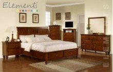Chatham King Storage Bed (*Full Assembly Dimension