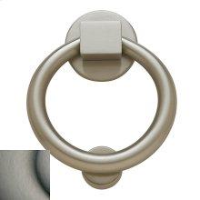 Antique Nickel Ring Knocker