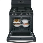 "GE ®30"" Free-Standing Gas Convection Range"