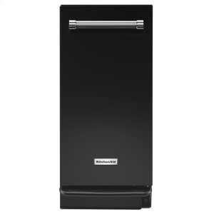 Kitchenaid 1.4 Cu. Ft. Built-In Trash Compactor Black