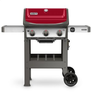 WeberSpirit II E-310 Gas Grill Red LP