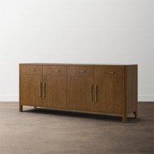 MODERN Catania 4 Door Sideboard