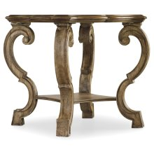 Living Room Solana Lamp Table