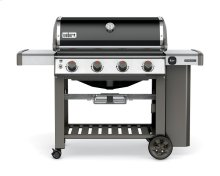 Genesis II E-410 Gas Grill Black Natural Gas