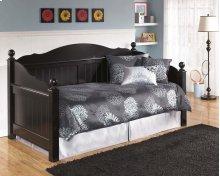 Jaidyn - Black 2 Piece Bed Set (Twin)