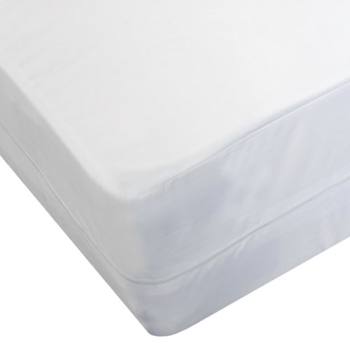AllerZip Smooth Mattress Encasement 6""
