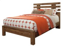 Cinrey - Medium Brown 3 Piece Bed Set (Queen) Product Image