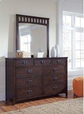 Strenton - Brown 2 Piece Bedroom Set