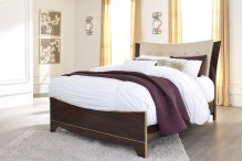 Lenmara - Reddish Brown 3 Piece Bed Set (Queen)