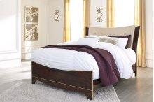 Lenmara - Reddish Brown 3 Piece Bed Set (Queen)