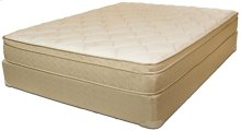 "Comfortec - Berkeley - 9"" Euro Box Top - Queen"