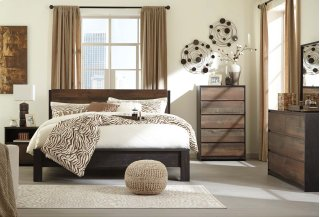 Windlore King Bed