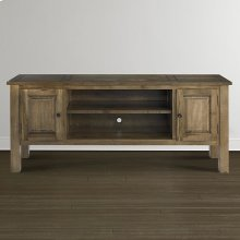 """Bench*Made Maple Homestead 64"""" Credenza Tall"""