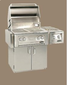"Vintage 30"" Luxury Gas Grills -Built in Model"