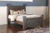 Brashenton - Brown 4 Piece Bed Set (Queen)