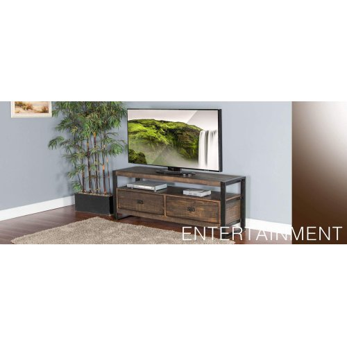 "Homestead 64"" TV Console"