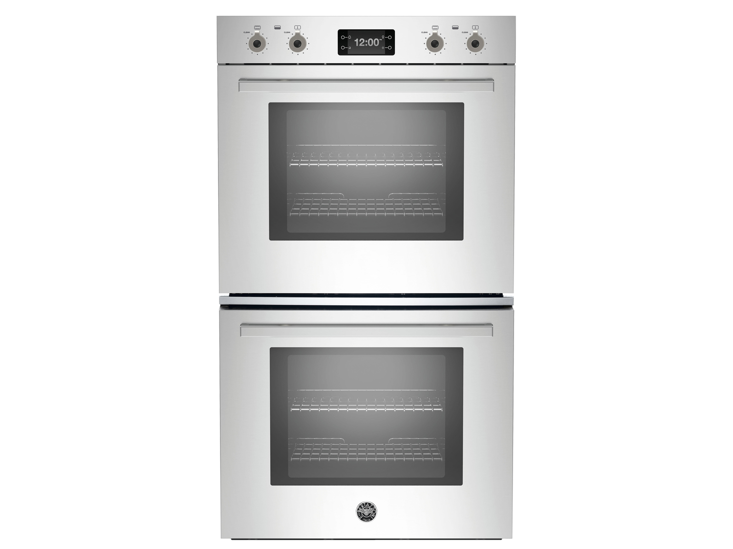 30 Double Convection Oven with Assistant Stainless  STAINLESS