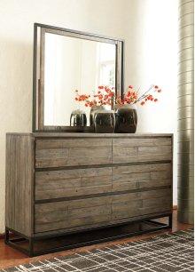 Cazentine - Grayish Brown 2 Piece Bedroom Set
