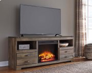 Trinell - Brown 2 Piece Entertainment Set Product Image