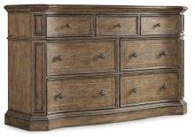 Bedroom Solana Seven-Drawer Dresser