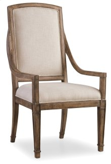 Dining Room Solana Host Chair