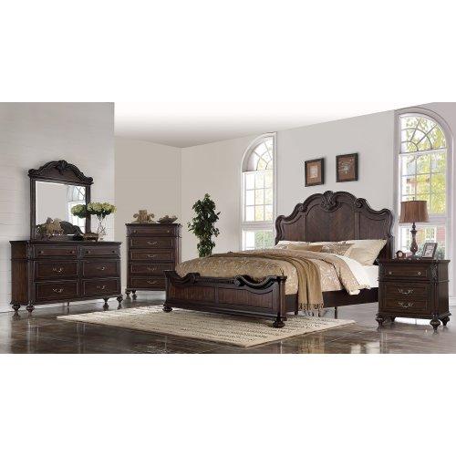Nottingham King Bed
