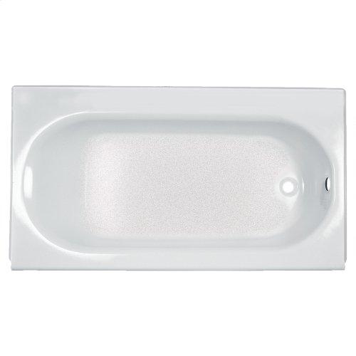 Princeton 60x30 inch Integral Apron Bathtub - Above Floor Rough-in  American Standard - Bone