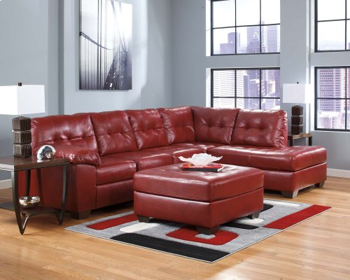 Alliston DuraBlend® - Salsa 2 Piece Sectional