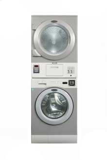 Commercial Washer/Dryer Stacked