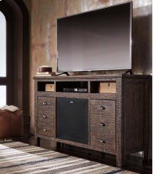 Trudell - Dark Brown 2 Piece Entertainment Set