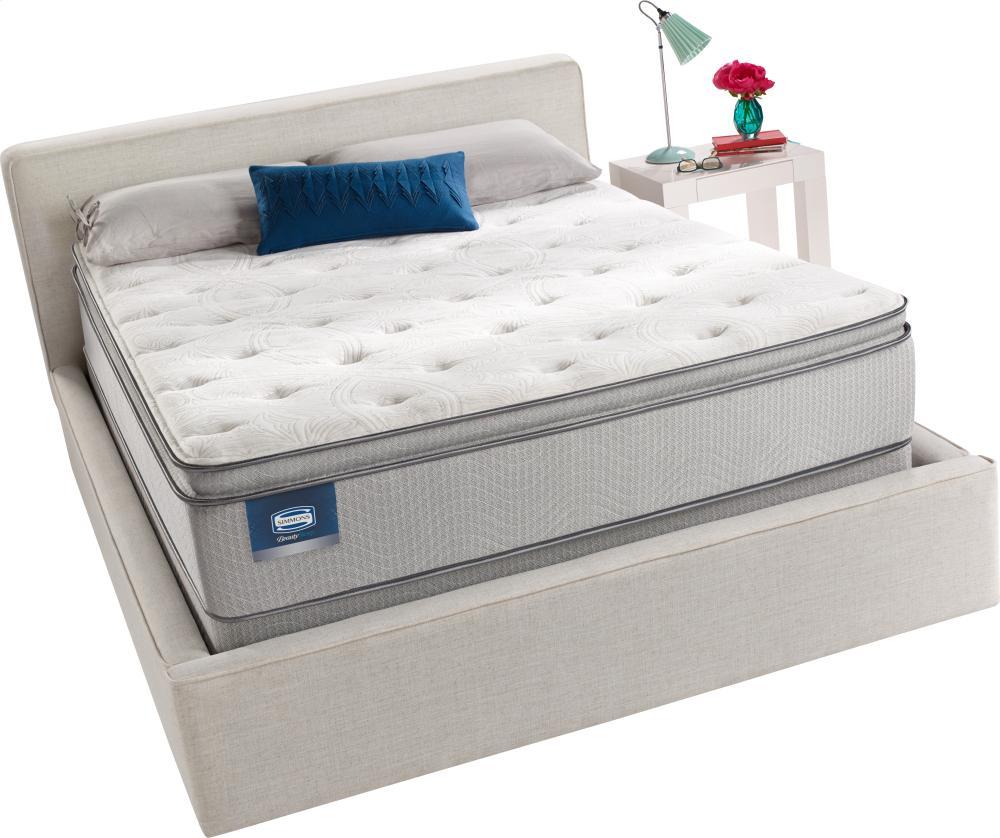 Beautysleep   Erica   Plush   Pillow Top   Queen