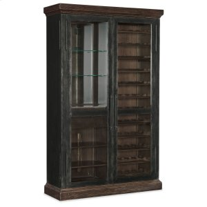 Hooker FurnitureDining Room Roslyn County Wine Cabinet
