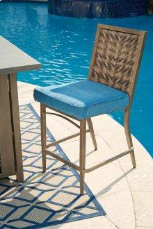 Barstool with Cushion (4/CN)