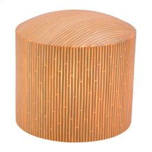 Wassu Illuminated Stool Natural
