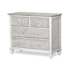 Islamorada 4-Drawer Chest / Single Dresser