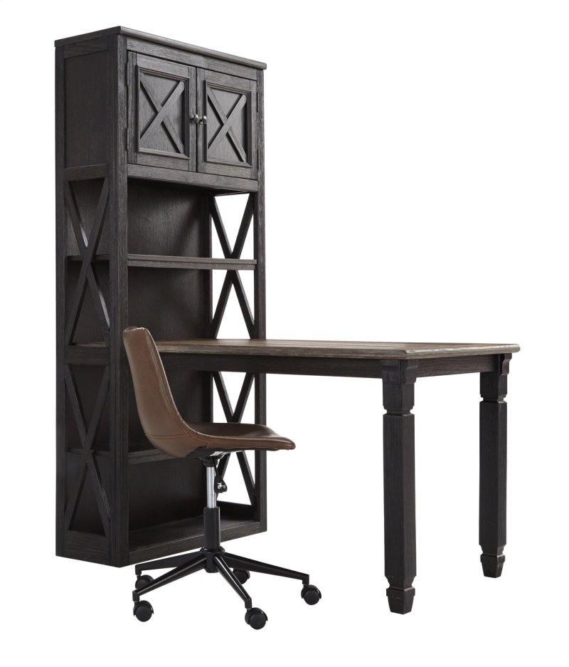 H73614 In By Ashley Furniture In Salt Lake City Ut Bookcase Desk