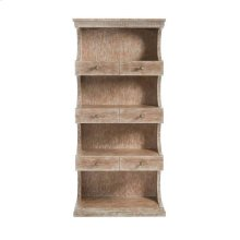 Juniper Dell Bookcase - English Clay