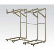 Silver Metal Rack for Sofa Product Image